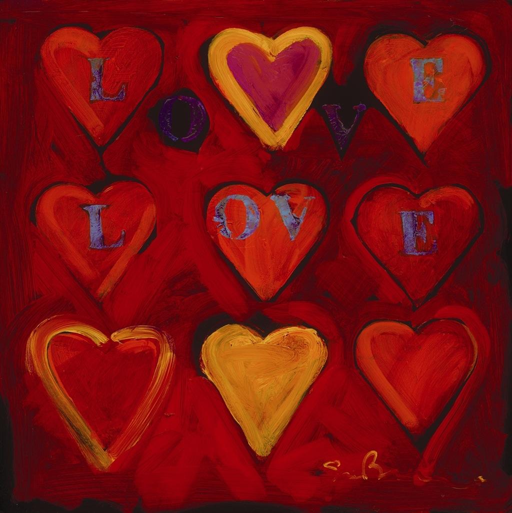 Power of Love, Simon Bull
