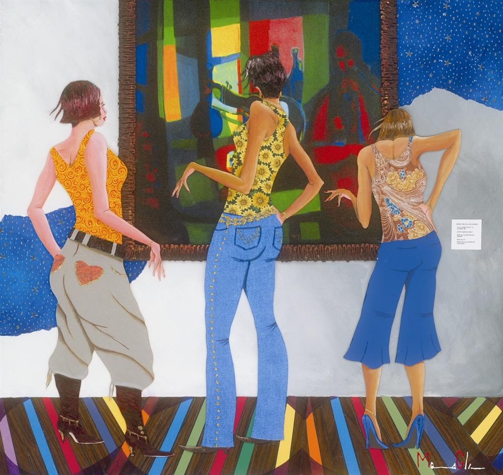 Marcus Glenn, Park West Gallery