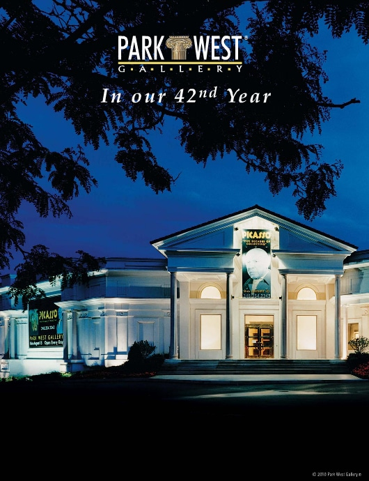 Park West Gallery, In Our 42nd Year