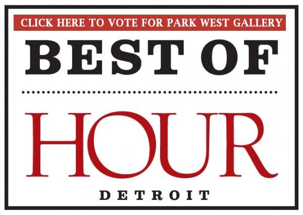 best of detroit, hour detroit, park west gallery