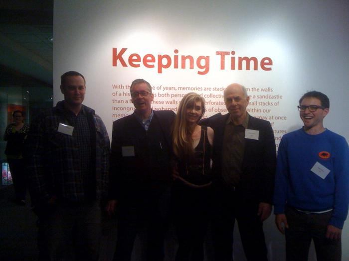 """""""Keeping Time"""", Albany International Airport, Leslie Lew"""