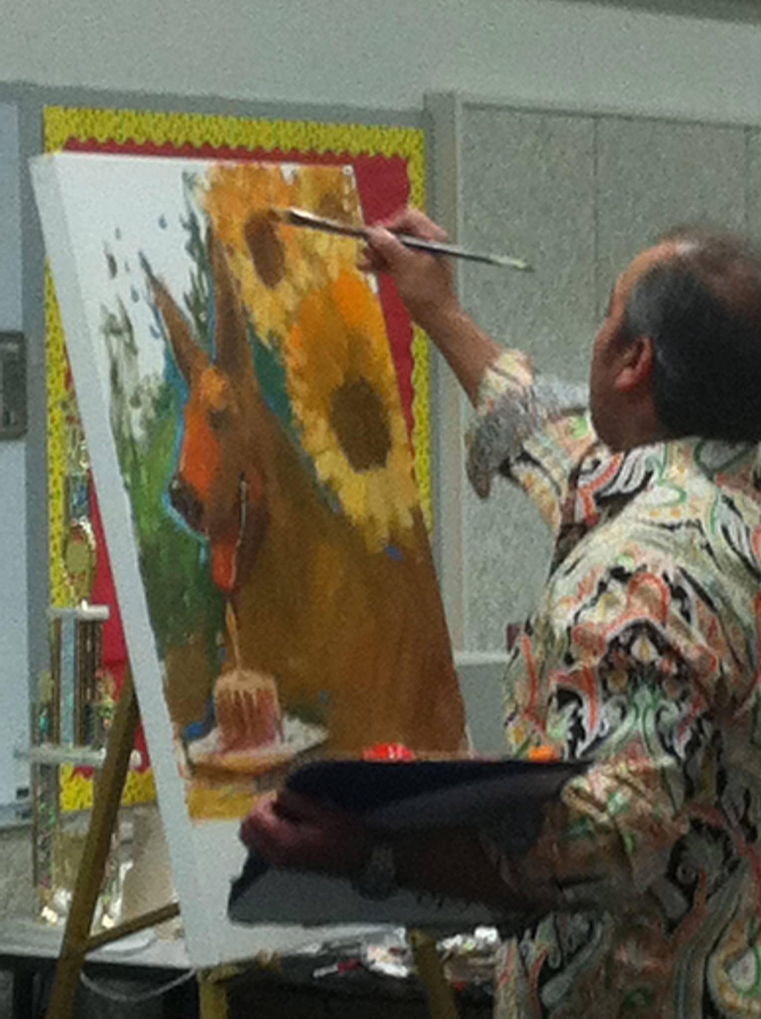 Marko Mavrovich, Park West Gallery