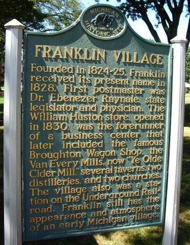 Franklin Village, Michigan, Park West Gallery