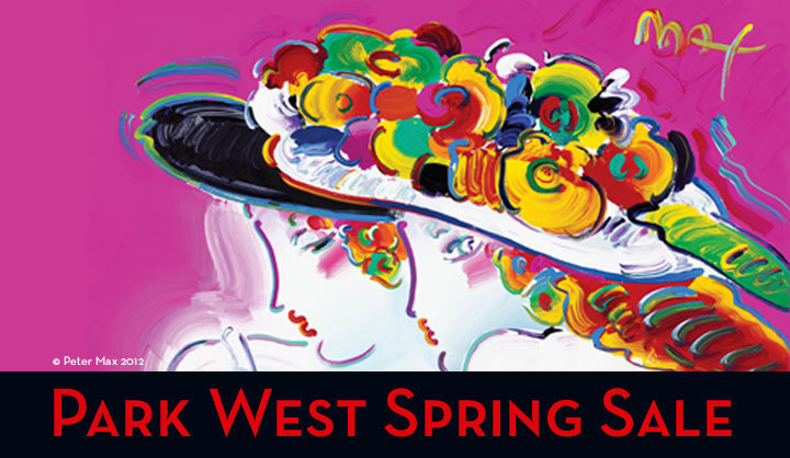 Park West Gallery Spring Sale Collection