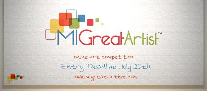 MIGreatArtist contest, Park West Gallery