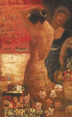 Renaissance, Peter Nixon, Park West Gallery