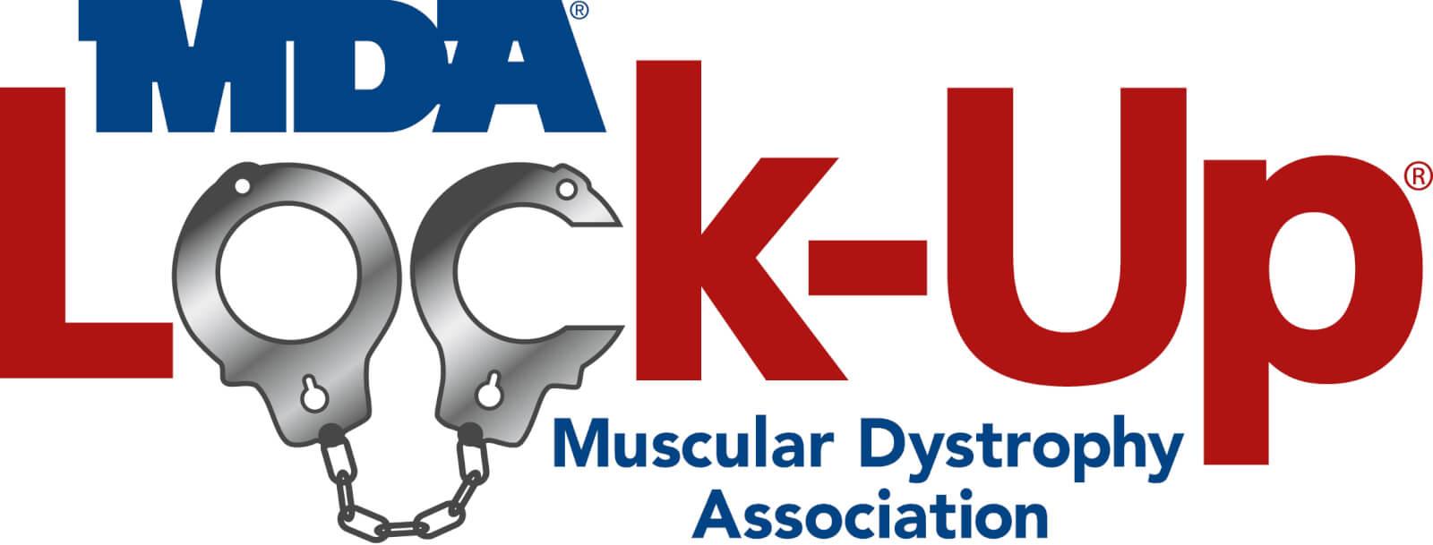 Muscular Dystrophy Association Lock-Up fundraiser